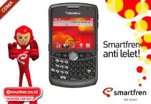 Cara Daftar Paket BlackBerry Smartfren